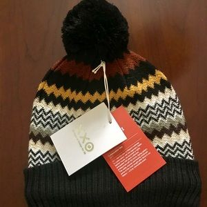 Missoni for Target Beanie and scarf set